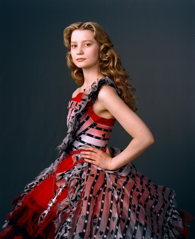 Alice In Wonderland Movie: Make Up In Film: Alice In Wonderland